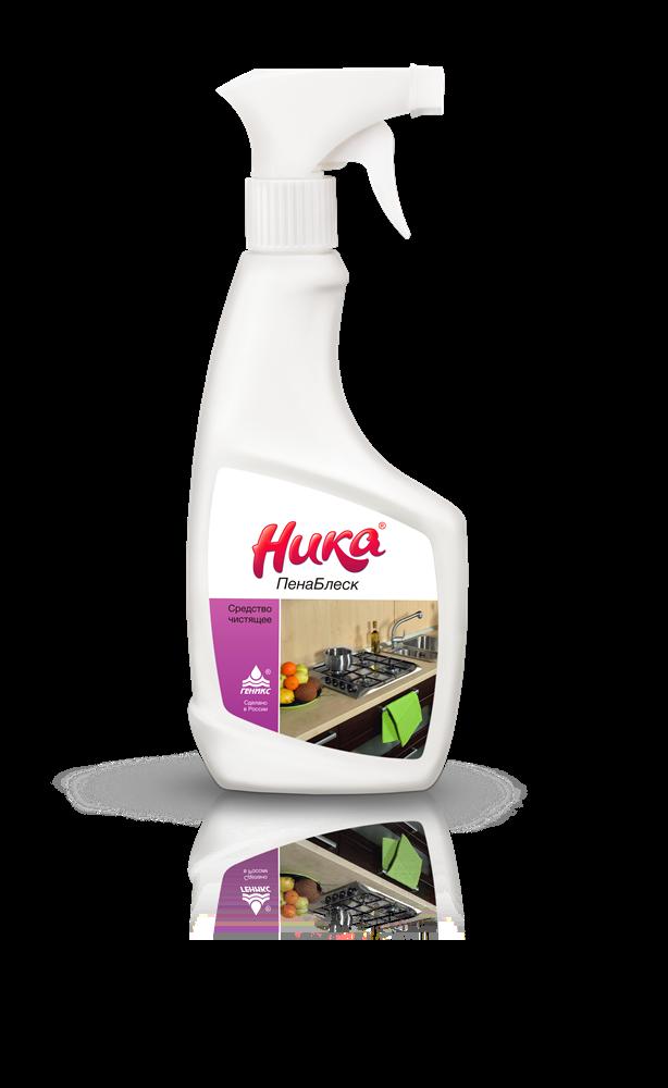 «Ника-Пенаблеск» Средство чистящее (спрей) 0,5 кг